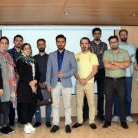 برگزاری کارگاه آموزش لینک سازی کلاه سفید در آکادمی وبسیما - تهران