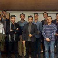 برگزاری کارگاه آموزش حرفه ای گوگل سرچ کنسول در آکادمی وبسیما - 8 آذر 97
