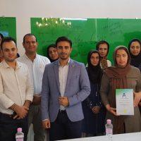برگزاری دوره آموزش استراتژی سئو با همکاری مجموعه آبی سفید - اصفهان
