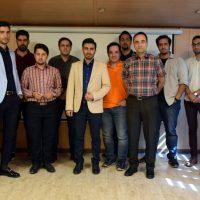 کارگاه استراتژی سئو و تولید محتوا در آکادمی وبسیما - مهر 97
