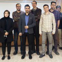برگزاری کارگاه استراتژی سئو و تولید محتوا در آکادمی وبسیما - 1 آذر 97
