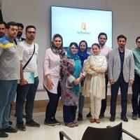 کارگاه تکنیک های لینک سازی کلاه سفید با همکاری شتاب دهنده دیموند - تهران