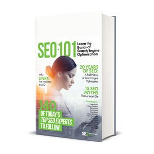 کتاب سئو 101، آموزش مفاهیم پایه سئو و بهینه سازی