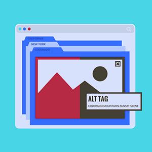 متن جایگزین تصویر Alt text چیست