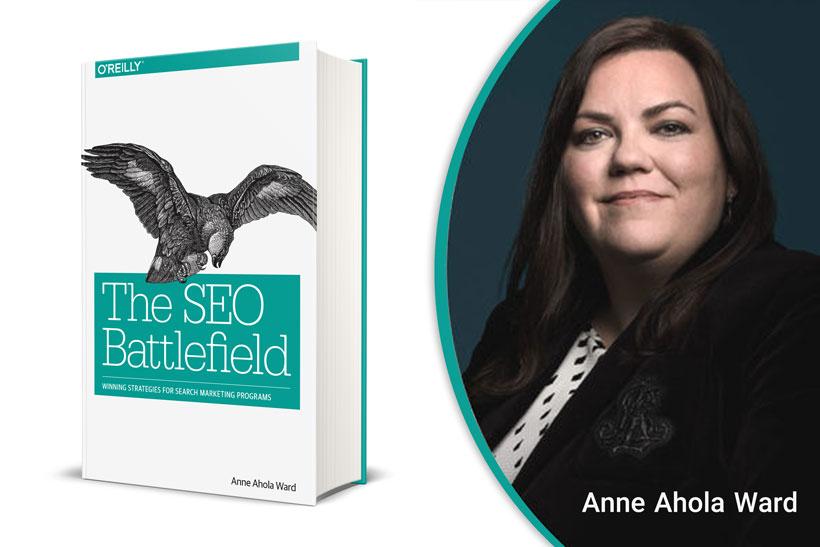 کتاب The SEO Battlefield نوشته Anne Ahola Ward
