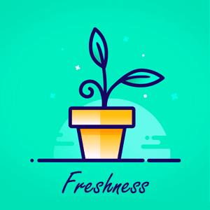 الگوریتم google freshness