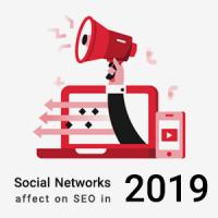 تاثیر شبکه های اجتماعی بر سئو در سال 2019
