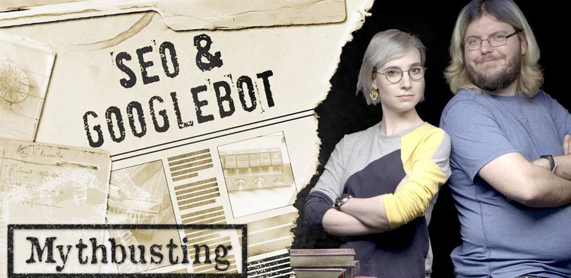 باور اشتباه سئو درباره ربات های گوگل در seo mythbusting