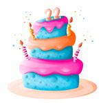 به مناسبت تولد 22 سالگی گوگل